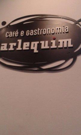 Cafe E Gastronomia Arlequim: INTERIOR DO ESTABELECIMENTO