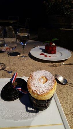 Le Pré du Moulin : Les desserts
