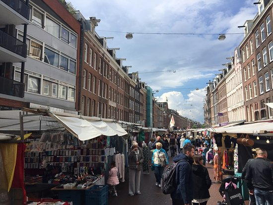 Photo of Market Albert Cuyp Markt at Albert Cuypstraat, Amsterdam 1073, Netherlands