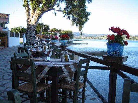 Hotel Porto Ligia: Taverna Kanioria