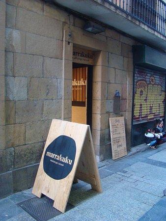 imagen Marrakuku Baztango Taloak en San Sebastián