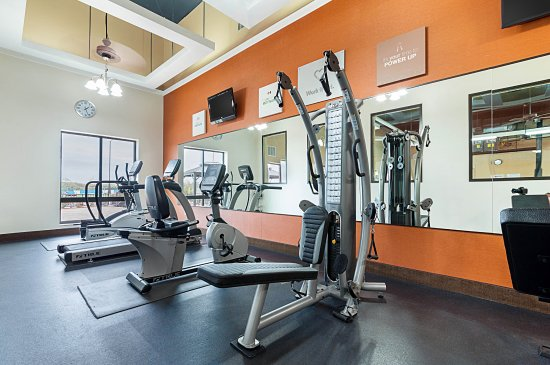 Batesville, MS: Fitness Center