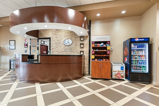 Batesville, MS: Front Desk / Check in area