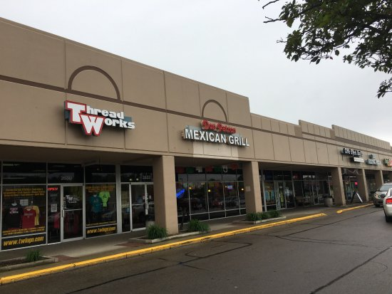 Fairborn, OH: Don Patron Mexican Grill
