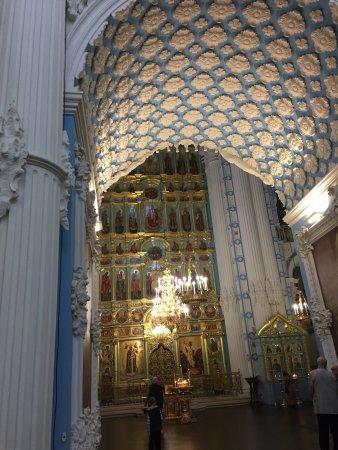 New Jerusalem Monastery of Resurrection : Иконостас Воскресенского собора