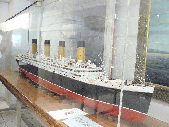 naufrage du titanic photo de musee naval de monaco. Black Bedroom Furniture Sets. Home Design Ideas