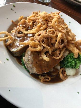 Plymouth, MI: Stuffed Meatloaf