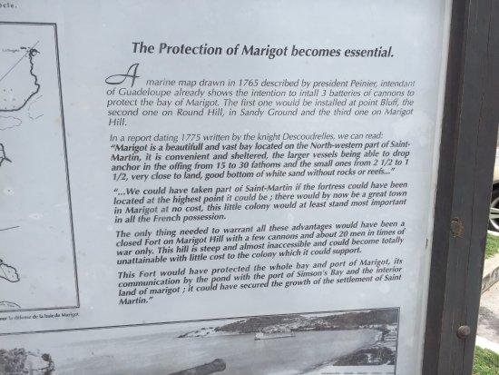 Marigot, Saint-Martin / Sint Maarten: History