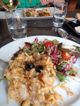 Comida abundante buena picture of restaurante figus for Comida buena