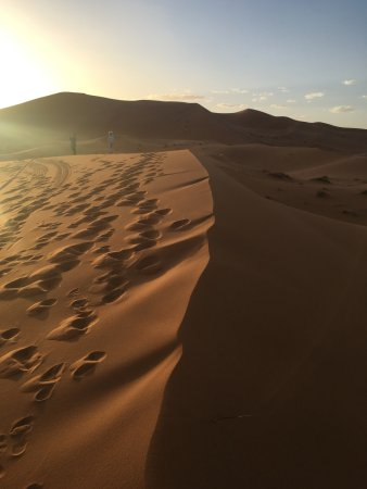 Chez Youssef: The desert it is!