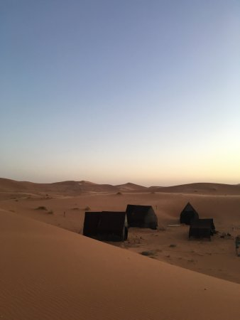 Chez Youssef: Youssef's small private camp