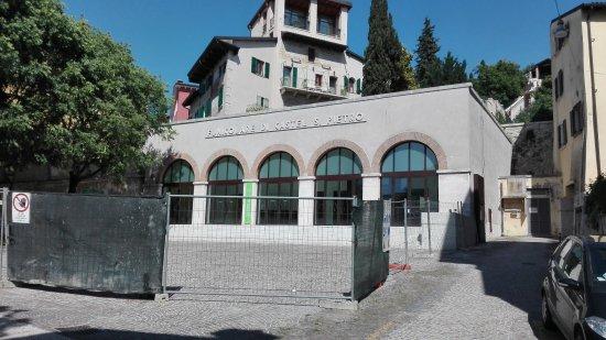 Funicolare di Castel San Pietro