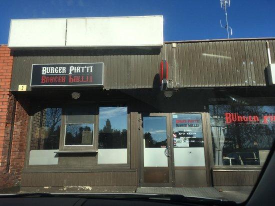 Haukipudas, Finland: Burger Pirtti