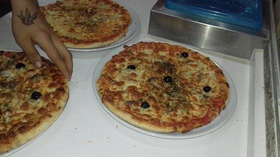 San Luis de Sabinillas, Spanien: Ristorante Pizzeria Bella Italia