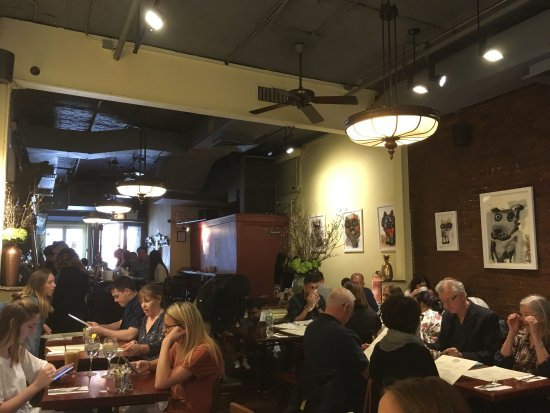 photo1.jpg - Picture of Cupping Room Cafe, New York City - TripAdvisor