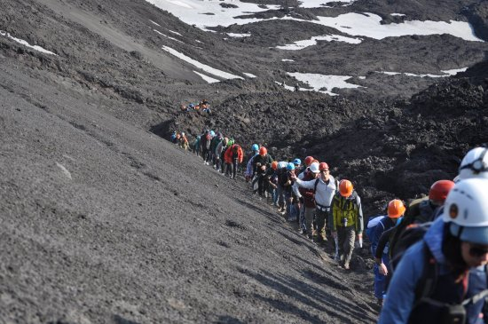 Linguaglossa, Włochy: Discover the volcano with us