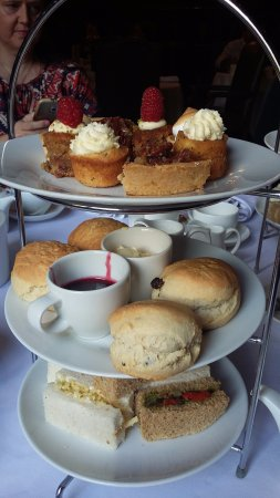 Alderminster, UK: Afternoon Tea