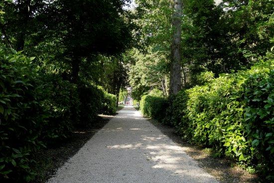 Battaglia Terme, Italia: giardini 3