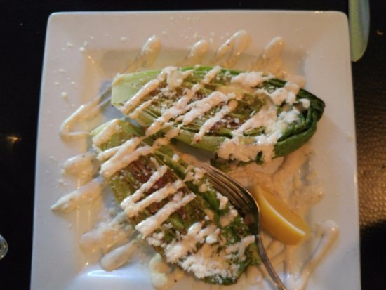 Chestertown, NY: The Bullhouse Grilled Caesar Salad