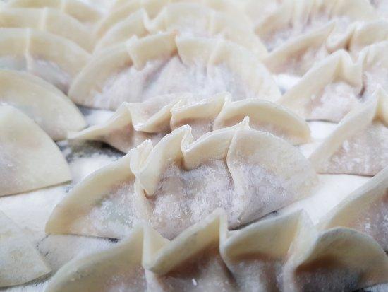 Chalfont St Peter, UK: Dumplings!