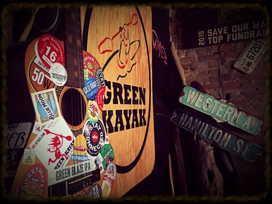 New Richmond, OH: Old Lodge Stage at the Kayak hosts many local musicians