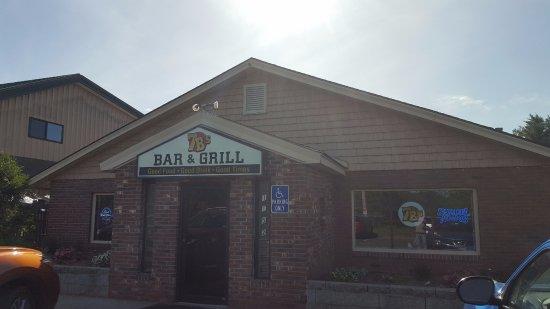 Westfield, MA: Restaurant Frontage