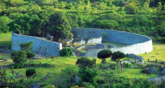 Masvingo, Zimbabue: Great Zimbabwe Ruins 2016