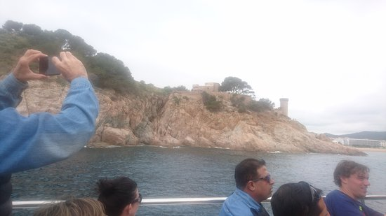 Costa d'en Blanes, Spain: Dofi Jet Boats Costa Brava