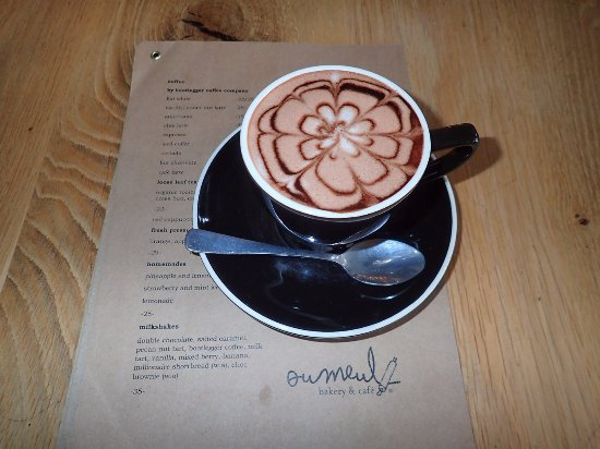 Stanford, Zuid-Afrika: Excellent Hot Chocolate