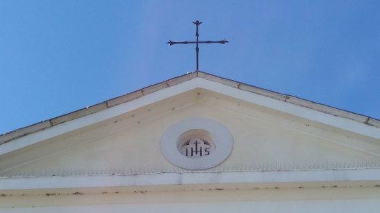 Chiesa Beata Vergine della Concezione: Particolare della facciata