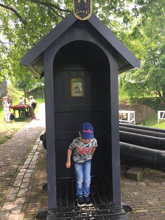 Naarden, Países Bajos: Wachthuisje