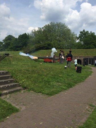 Naarden, Países Bajos: Oren dicht!