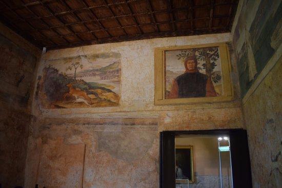 Arqua Petrarca, Italië: Bello.
