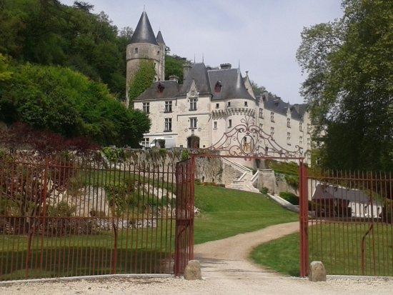Chissay-en-Touraine, Frankrig: Vu du château