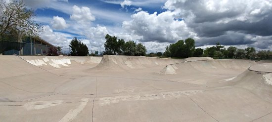 Montrose, CO: Skate park