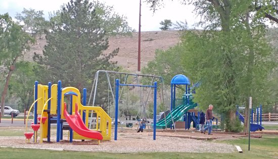 Montrose, CO: Swings and slides