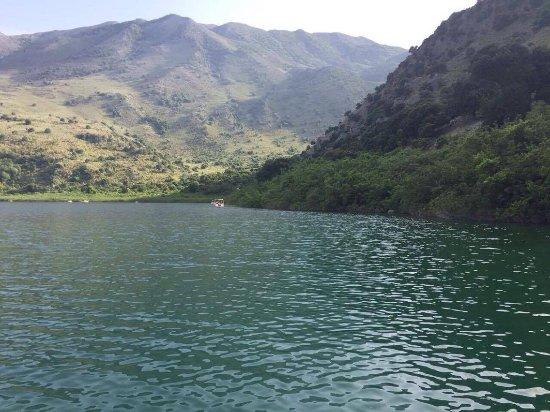 Kournas, Greece: озеро Курнас