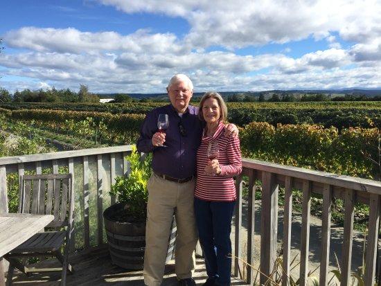 Нельсон, Новая Зеландия: Brightwater Vineyards