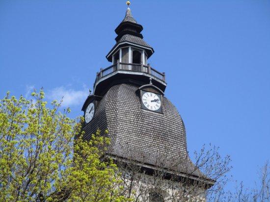 Naantali, Finland: Kirkon torni