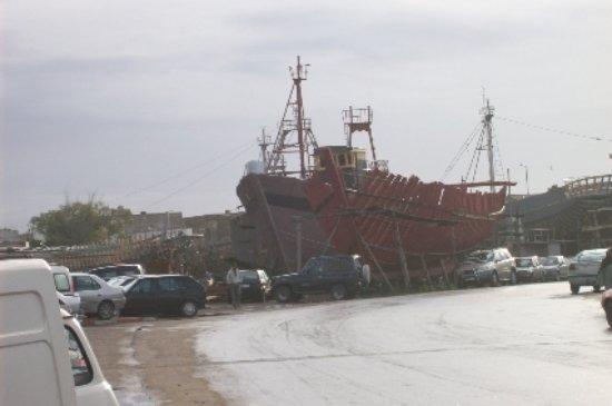 Agadir Fishing Port Photo