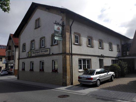 Litzendorf, Duitsland: Gasthof Krapp