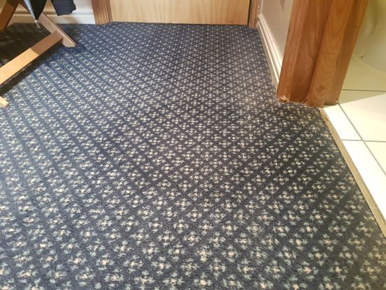 Standish, UK: The smelly damp carpet !