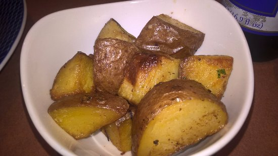 Royal Tunbridge Wells, UK: Roast Potatoes