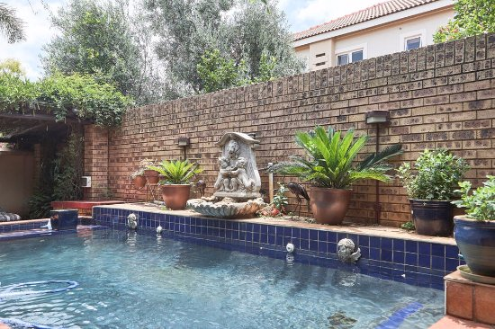 Centurion, South Africa: Swimming pool