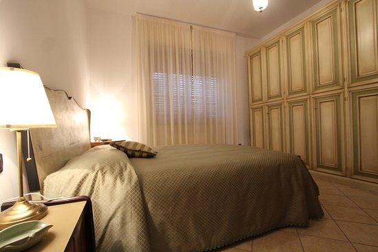 Narni Scalo, Italie : Camera 2 o camera verde con ampio bagno privato esterno