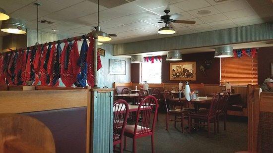 Jefferson City, Миссури: Dining area