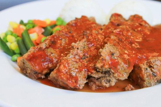 Gloria's Restaurant : Meat Loaf