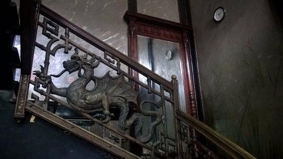 Tatarstan National Library: Парадная лестница