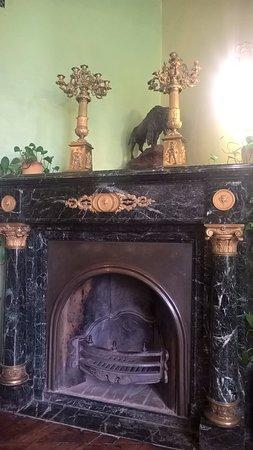 Tatarstan National Library: Камин в кабинете хозяина дома