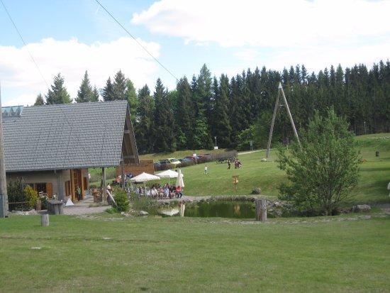 Hoechenschwand, Germany: Teamwelt